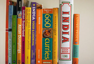 Indian Cookbooks